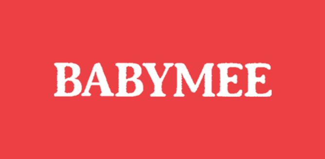 BABYMEEロゴ